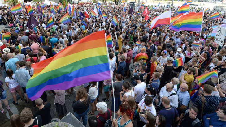 Poland's Populist Government Has Declared War on the LGBTQ Community