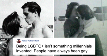 Former Priest Posts 31 Vintage Photos Of Gay Couples To Show They've Always Been Around