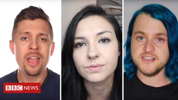 LGBT video-makers sue YOUTUBE for discrimination…