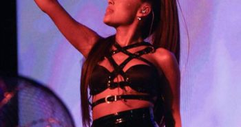Ariana Grande Makes Emotional Return to Manchester for Pride