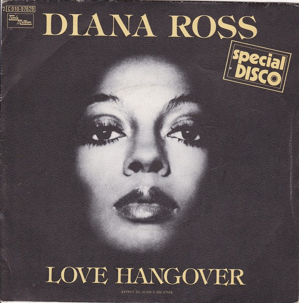 """The Number Ones: Diana Ross' """"Love Hangover"""""""