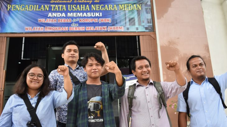 Campus journalists challenge Indonesia's limits on free press