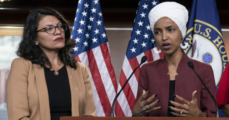 The 'oppressed' Palestine Omar and Tlaib love so much just banned gay and transgender activism – Washington Examiner