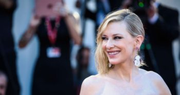 Cate Blanchett Can't Stop Saying 'Gay' in This Perfect Video