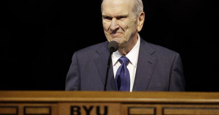 Love was behind church's LGBT policy and its reversal, Latter-day Saint President Russell Nelson says – Salt Lake Tribune