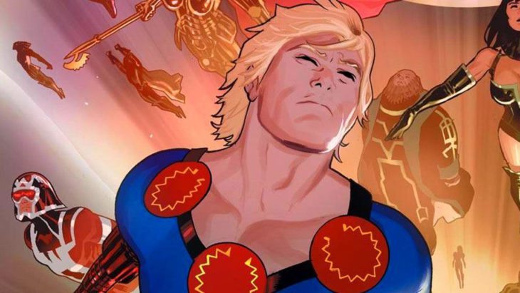 Eternals Openly Gay Character Will Be Married With a Family
