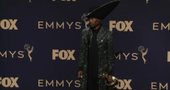 'Love Yourself' – Billy Porter celebrates historic Emmy win