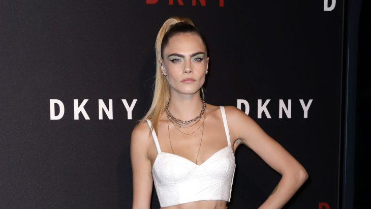 Harvey Weinstein told Cara Delevingne she wouldn't make it in Hollywood as a gay woman, she says