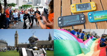"""Switch Lite, """"Gay Gene"""" Myth, and Ring Acting Shady: Best Gizmodo Stories of the Week"""