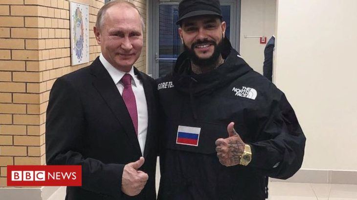 Moscow rap becomes most-disliked Russian YouTube video