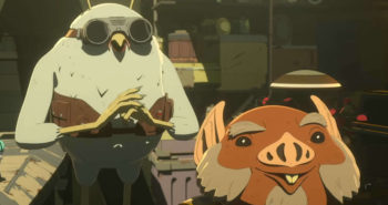 Star Wars Resistance Confirms Openly Gay Couple