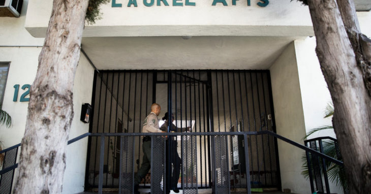 A Trickle of Bodies at Ed Buck's West Hollywood Home, Suspicion and an Arrest