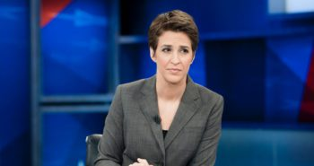 The life of Rachel Maddow: how a Rhodes scholar and AIDS activist became America's most unlikely cable television host