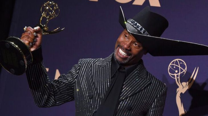 Billy Porter makes Emmys history and the category is 'love'