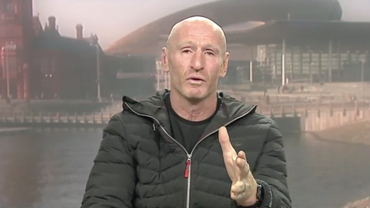 Former Welsh Rugby Star Says Tabloid Forced Him To Announce HIV Diagnosis