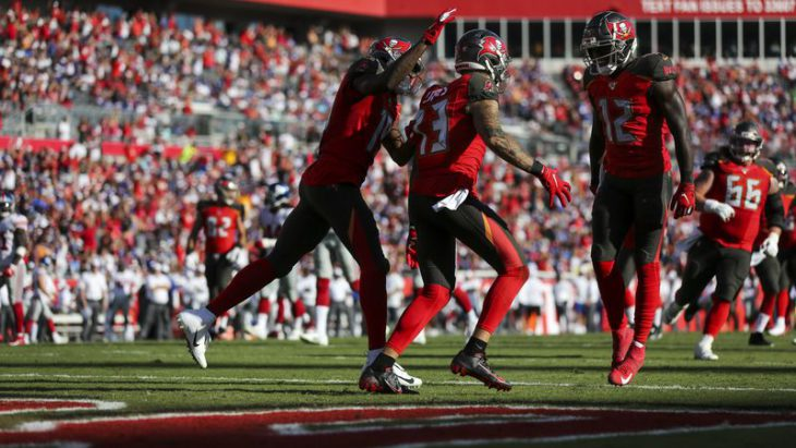 Bucs receiver Mike Evans is approaching a historic day – Tampa Bay Times