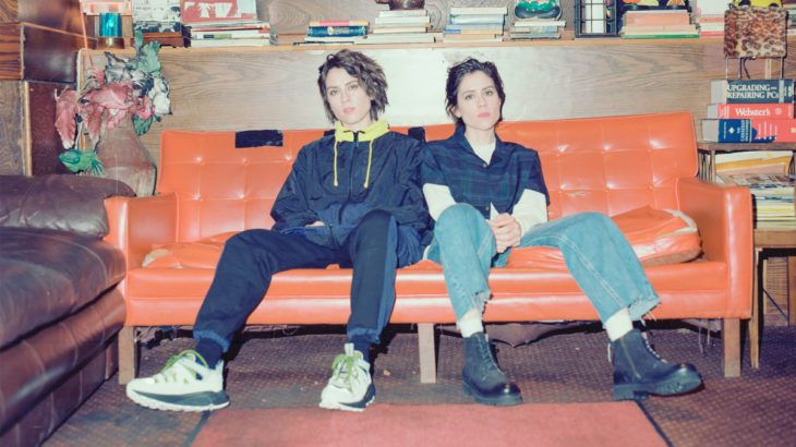 """Tegan and Sara: """"It's Always About What Can We Do That's New, That's a Risk"""""""