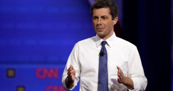 Pete Buttigieg At LGBTQ Town Hall: 'My Blood's Not Welcome In This Country'