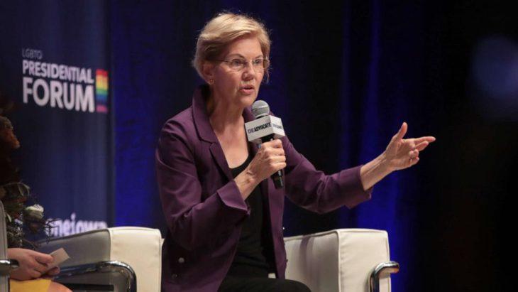 Warren highlights violence against transgender women of color