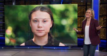 Samantha Bee Praises Greta Thunberg for Shaming Climate Change Deniers