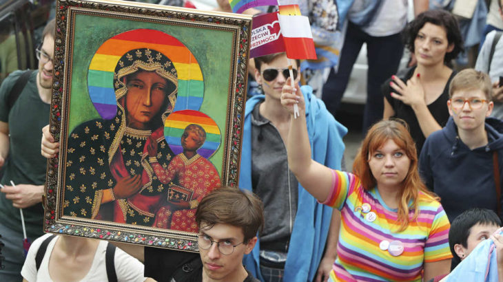 Tension over gay rights moves to fore in Polish election