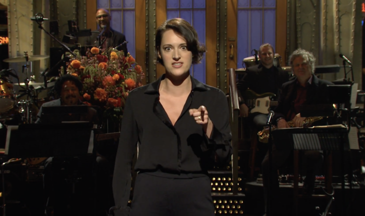 'SNL': Phoebe Waller-Bridge Delivers Raw Monologue About Sex, Psychopaths, 'Hot Priest'