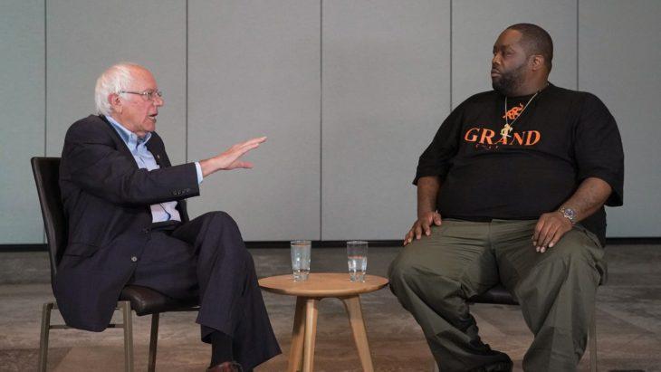 Killer Mike Still Believes Bernie Sanders Can Start a Revolution