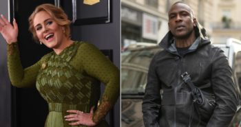 Adele is reportedly dating UK grime artist Skepta after divorcing her husband