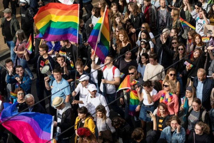 Poland's LGBT community under fire ahead of elections