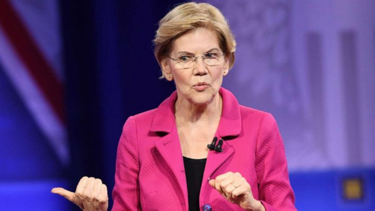 Elizabeth Warren's answer to same-sex marriage question goes viral