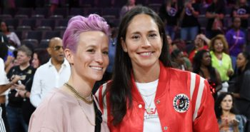 Megan Rapinoe Talks About Girlfriend Sue Bird And Their Loving Support System