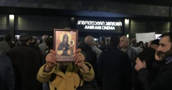 Georgian police arrest more than 25 in clashes at gay movie premiere…