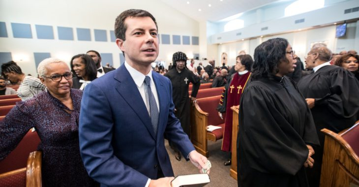 Pete Buttigieg Rises In Iowa But Fails To Export That Midwestern Charm