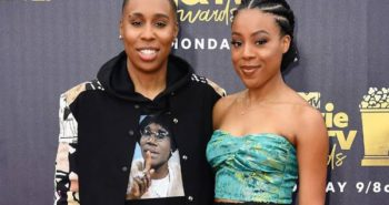 Lena Waithe Reveals She Secretly Married Her Longtime Love