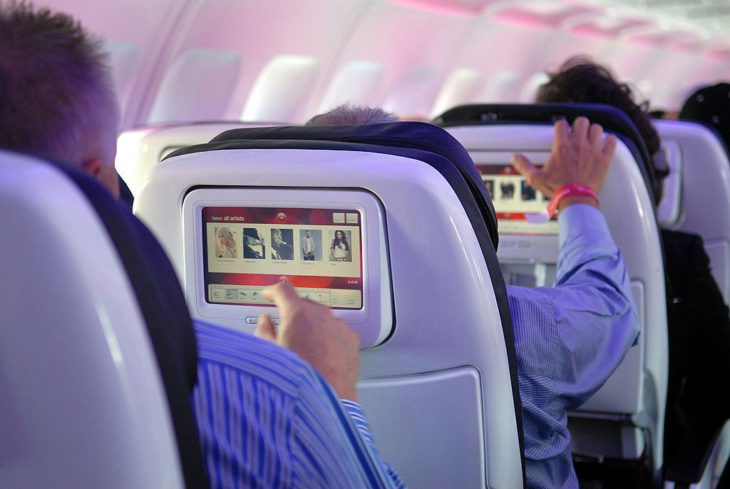 Who Is Censoring Your In-Flight Movies?