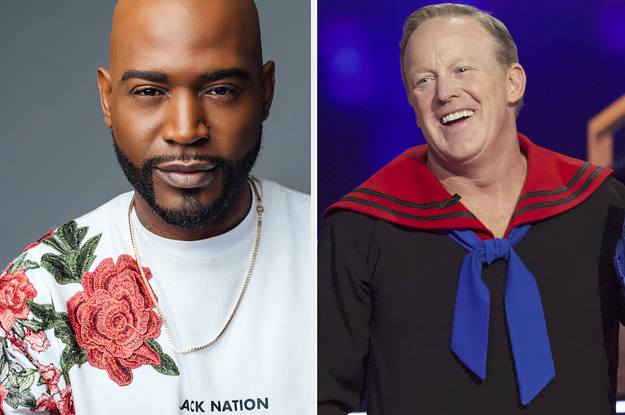 Karamo Brown Compared Himself To Ellen DeGeneres Over His Sean Spicer Comments