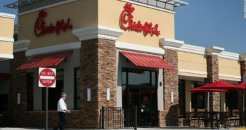 Chick-fil-A's new charity announcement is a distraction
