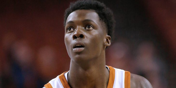 Texas Longhorns star Andrew Jones played for first time in 2 years after battle with Leukemia and had the best game of his career