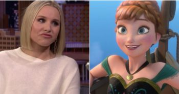 Kristen Bell says 'Frozen 2' animators troll the actors by adding random fart noises to their dialogue