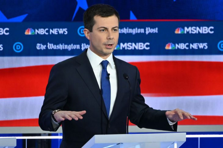 I love Pete Buttigieg, but sheesh, Mayor Pete is not ready to be president
