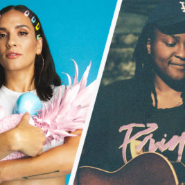 Mercy Bell And Joy Oladokun On Finding Their Voices, And Common Ground, Through Folk