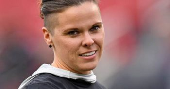 Meet Katie Sowers, the First Woman to Coach in a Super Bowl
