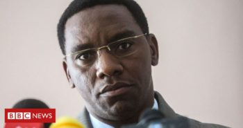 Tanzania 'anti-gay' force official Paul Makonda banned from US