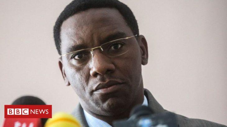Tanzania 'anti-gay' force official Paul Makonda banned from US