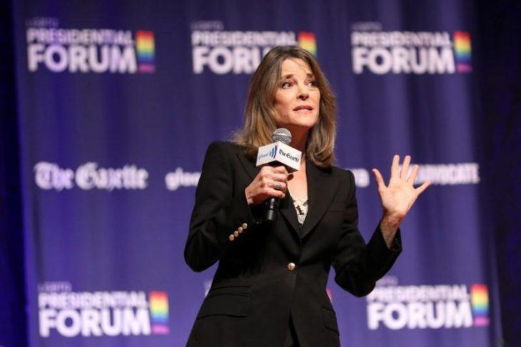 Democrat Marianne Williamson suspends 2020 U.S. presidential campaign