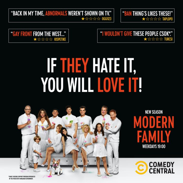 Comedy Central: If they hate it, you'll love it!