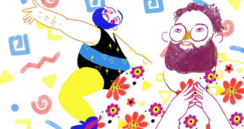 'The Shawl': Whimsical Animation Honors Queer Fat Love (and Stevie Nicks)