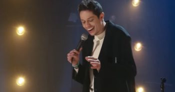 WATCH: Trailer for Pete Davidson's Netflix special is all about the gays