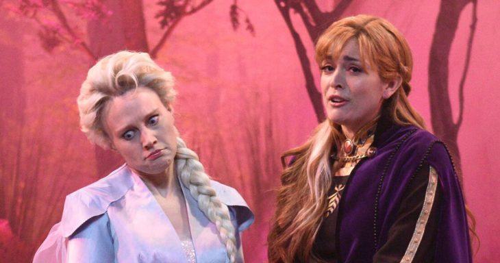 Watch 'Frozen' Queen Elsa Finally Come Out As Gay In 'SNL' Sketch