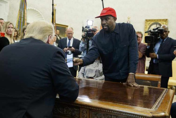 Can Trump (and Kanye West) Vanquish 'Identity Politics'?